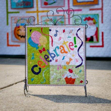 Celebrate square
